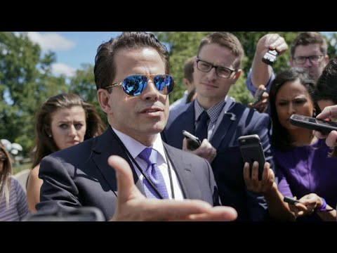 Anthony Scaramucci puts White House leakers on notice