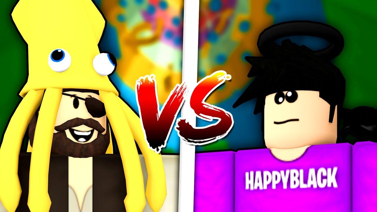 Squid Magic VS HappyBlack... (Comeback) | Roblox Tower of Hell