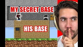 How Long Can I Live In Someone's Roof Before They Notice?   Minecraft Home Invasion E2