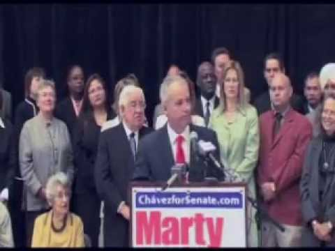 Albuquerque Mayor Chavez Announces Run For U.S. Senate