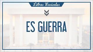 Es Guerra -É Guerra - IURD Letra/Musica