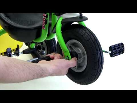 Видеообзор трехколесных велосипедов Puky CAT 1SL (Пуки Кет 1СЛ) и CAT 1S (Пуки Кет 1С)