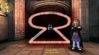Harry Potter and the Philosopher's Stone - All Spells Lessons (PC Game)