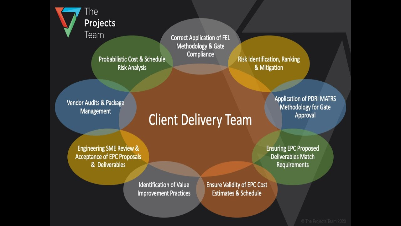 Client Project Delivery Team