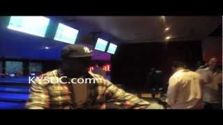 50 Cent Bowling With Gun Play MMG Chain