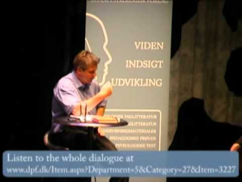 Positive Psychology - Barbara L. Fredrickson and Hans Henrik Knoop in dialogue