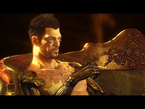 Absolute Zero run (No Augs, No Items, No Takedowns) - Deus Ex: Human Revolution