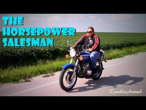 The Horsepower Salesman