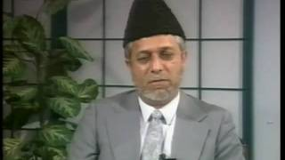 Liqa Ma'al Arab 16th July 1996 Question/Answer English/Arabic Islam Ahmadiyya