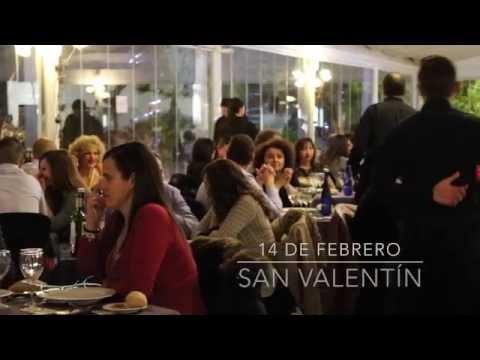 SAN VALENTÍN EN RESTAURANTE ALFONSO MIRA