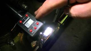 DIY Torque Wrench Calibration
