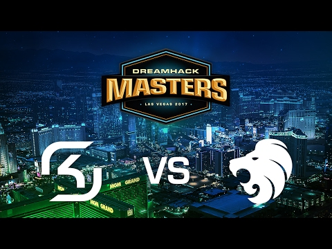 SK-Gaming vs. North - Cache - Semi-final - DreamHack Masters Las Vegas 2017