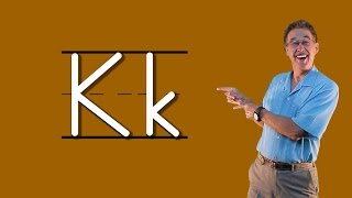 Learn The Letter K | Let's Learn About The Alphabet | Phonics Song for Kids | Jack Hartmann
