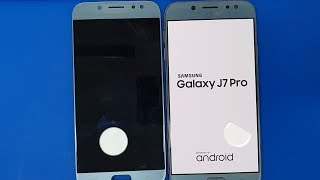 Samsung Galaxy J7 Pro Ekran Değişimi #gsmiletişim