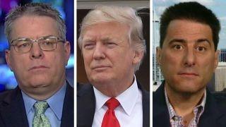 Woodhouse brothers debate Trump