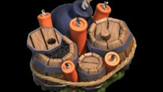 Bomba Gigante vs Gigante - Clash of clans. Olhe no que Deu ?!