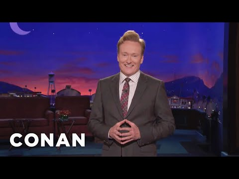 Conan: Sowing Chaos & Destruction Is Trump's Thing  - CONAN on TBS