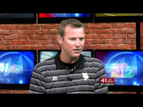Coach's Corner - Mary Persons High School Part 2