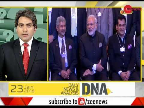 DNA: PM Modi mentions Jan Dhan Yojana in his inaugural speech at Davos