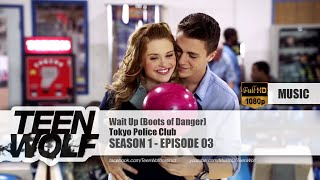 Tokyo Police Club - Wait Up (Boots of Danger) | Teen Wolf 1x03 Music [HD]