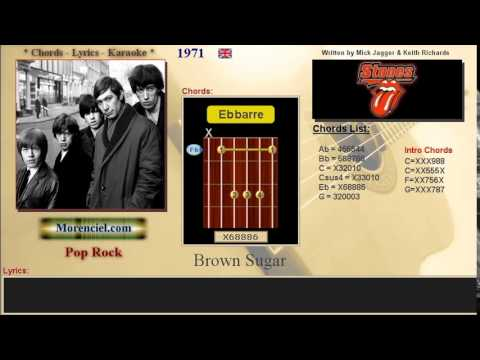 The Rolling Stones - Brown Sugar #0171