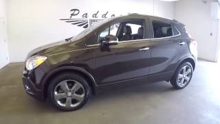 L75723 Used Buick Encore