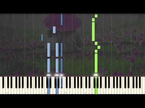 Tình nồng - Half moon serenade - 月半小夜曲 (Piano Tutorial) ▶3:14