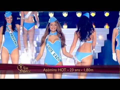 Miss France 2008 Swimsuit Competition
