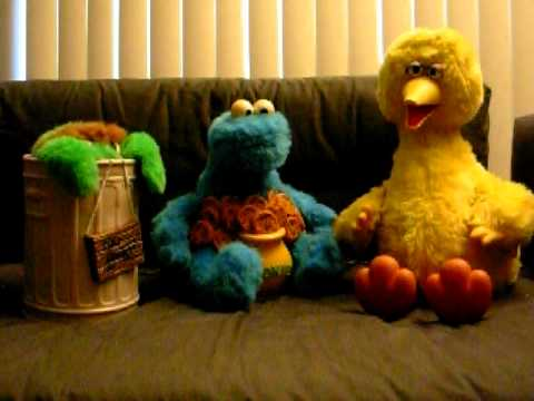 The Ideal Trio Sings Songs From Story Magic Vol II Big Bird Cookie And Oscar