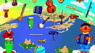 Sesame Street: Music Maker - Sounds of the World!🎵