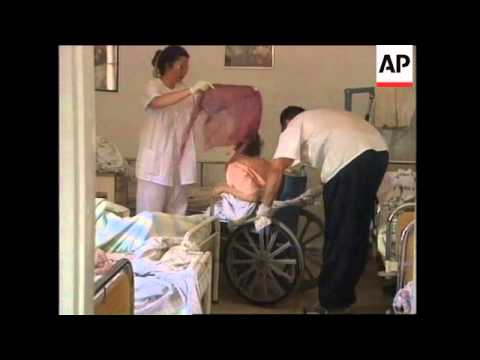 ISRAEL: AROUND 900 HOLOCAUST SURVIVORS LIVE IN MENTAL HOSPITALS