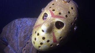 「13日の金曜日」のジェイソンがヤル気満々で沈んでいる湖がある(アメリカ)