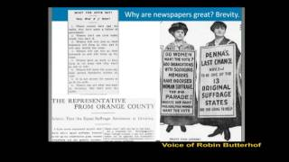 Teaching with Historical Newspapers