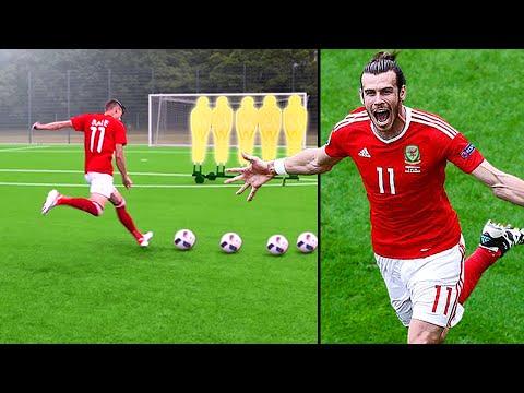 BEST EURO 2016 GOALS, SKILLS & MOMENTS - Recreated by freekickerz