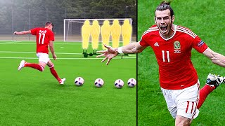 BEST EURO 2016 GOALS, SKILLS & MOMENTS - Recreated by freekickerz