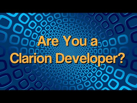 Clarion Templates - YouTube