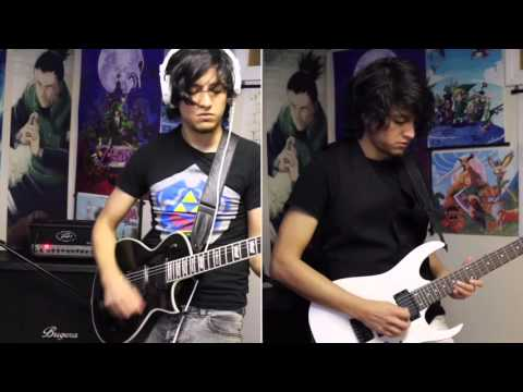 The Last Three Letters - Alesana Guitar Cover