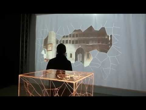 Bruch - An Interactive Installation about the Destruction of Cultural Heritage in Syria