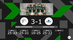 Volley Schönenwerd vs. Edelline Köniz, Qualifikationsrunde 2019/20, NLB