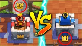 LEVEL 1 in ARENA 6! NEW UNBEATABLE DECK in Clash Royale!