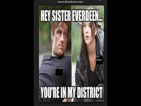 Hunger Games Sim Meme Center Edition By Aspandaiv Meme Center
