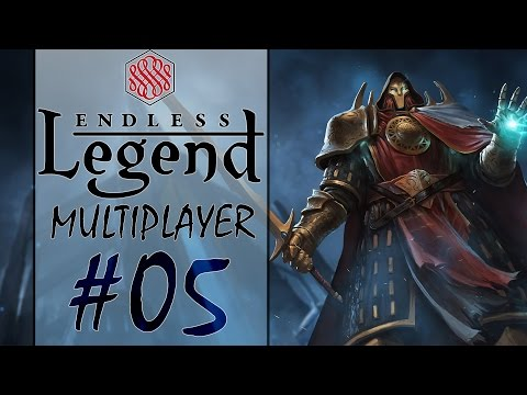 Endless Legend Multiplayer - #05 - Technical Problems |