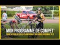 Mon programme de competitions pour me qualifier au Championnat du Monde Ironman 70.3