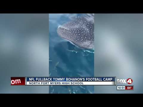 The Mo & Sally Show - 30-Foot Whale Shark Seen Off The Coast of Naples