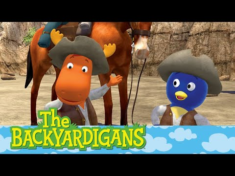 The Backyardigans: Eureka - Ep.16