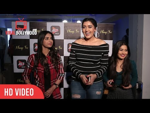 Shireen Mirza At ALT Balaji's Haq Se Web Series Special Screening