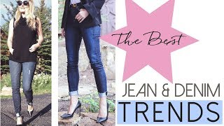 The Best Jean & Denim Trends | Fashion Over 40