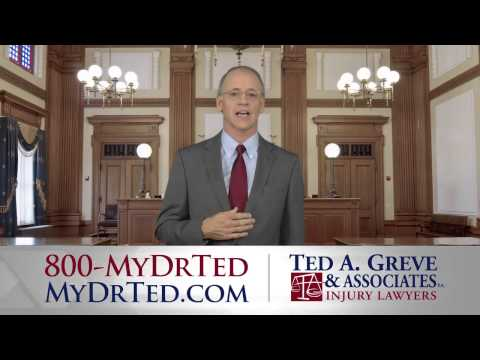 Georgia Car Accident Lawyers Dr. Ted Greve 1-800-693-7833