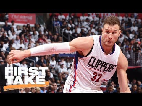 Stephen A. Smith Says Jerry West Should Trade Blake Griffin   First Take   June 20, 2017