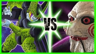 Perfect Cell VS Jigsaw